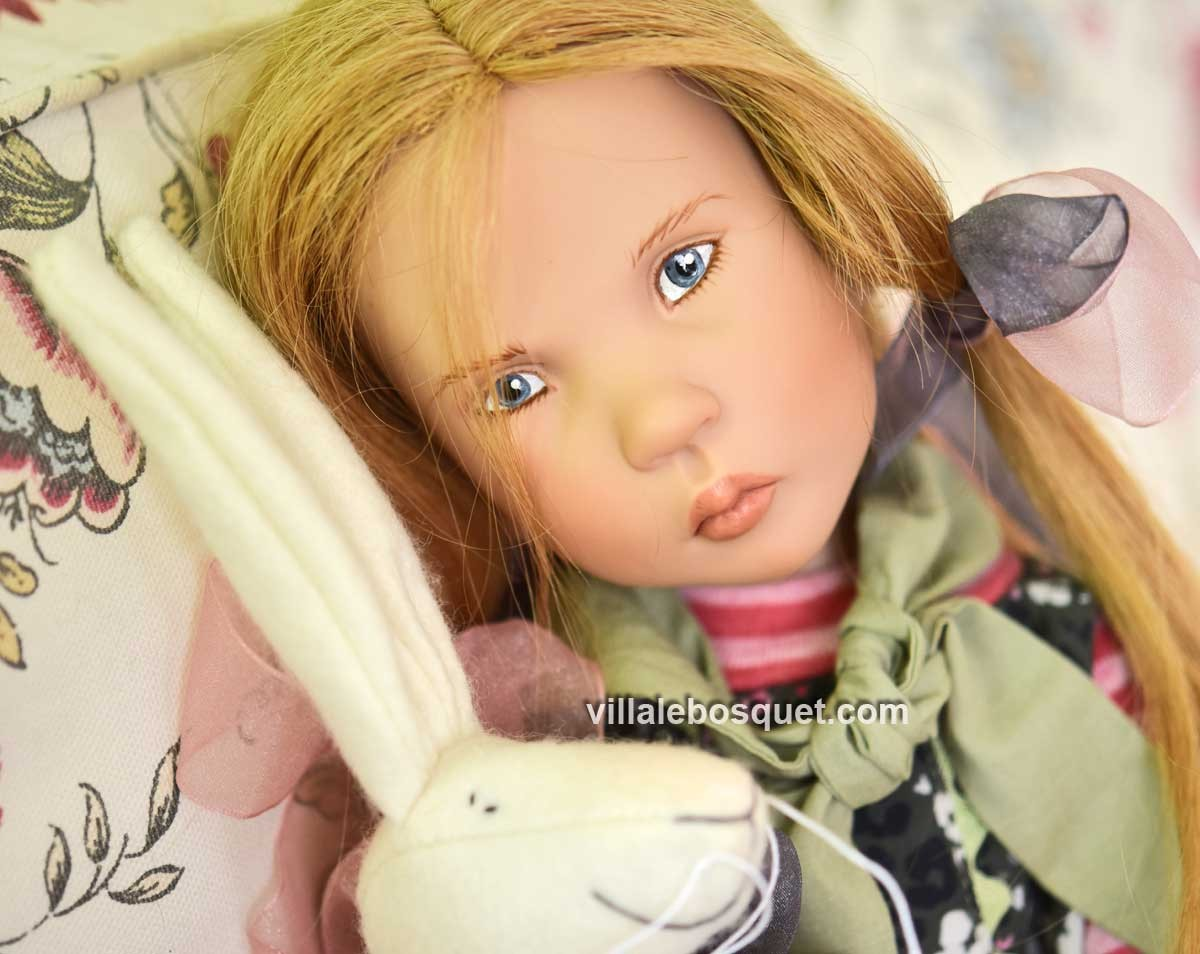 Les superbes poupées Juniordolls de Zwergnase, Edition spéciale 25ème Anniversaire! !