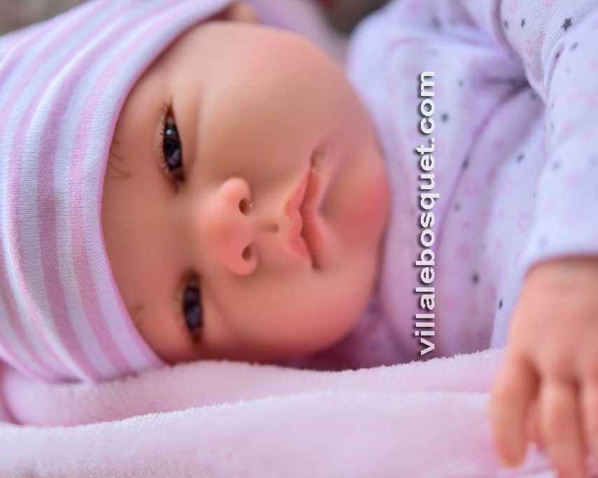 Beaux et très réalistes, les bébés-reborn!
