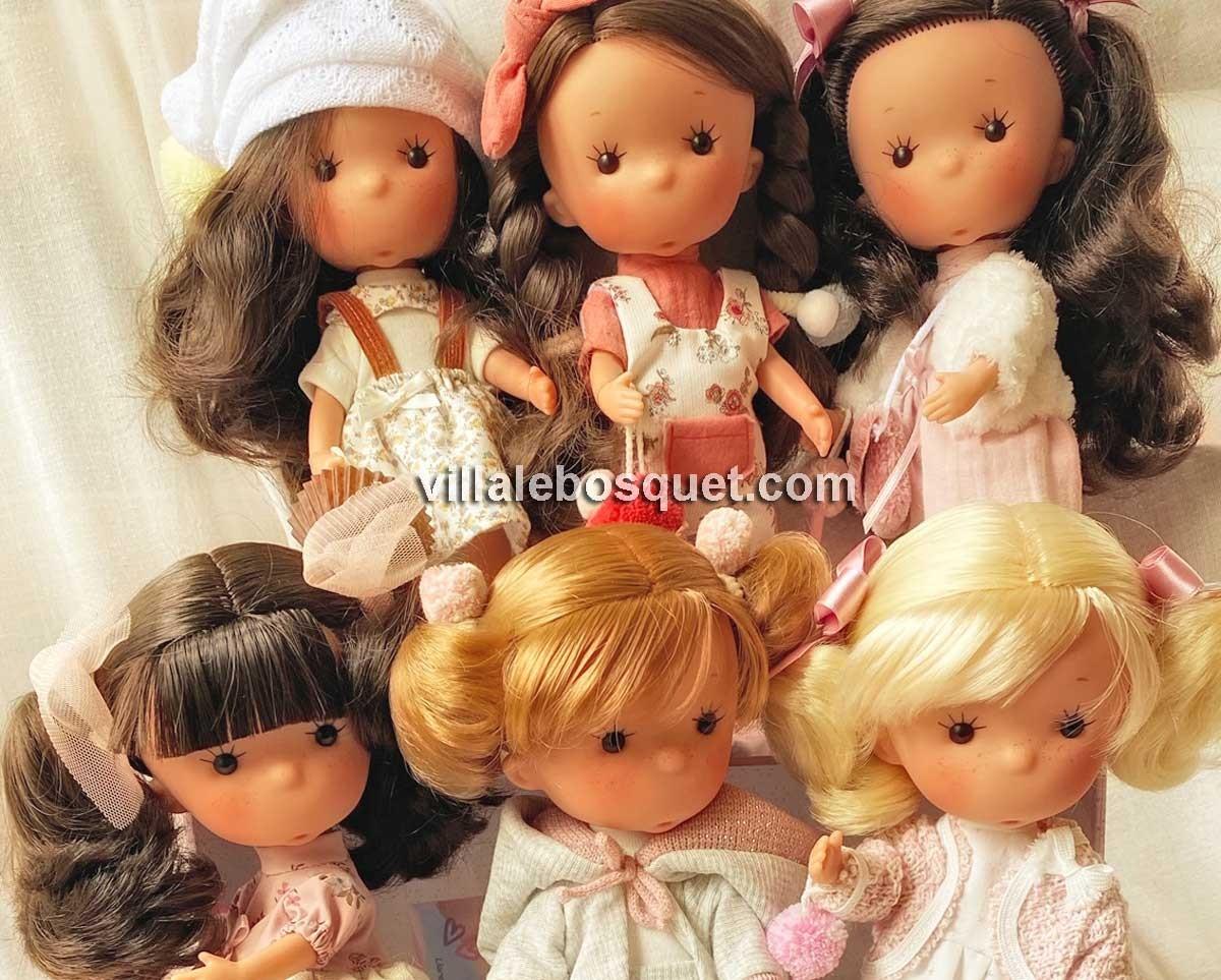 Les Miss Minis de la Maison Espagnole Llorens !