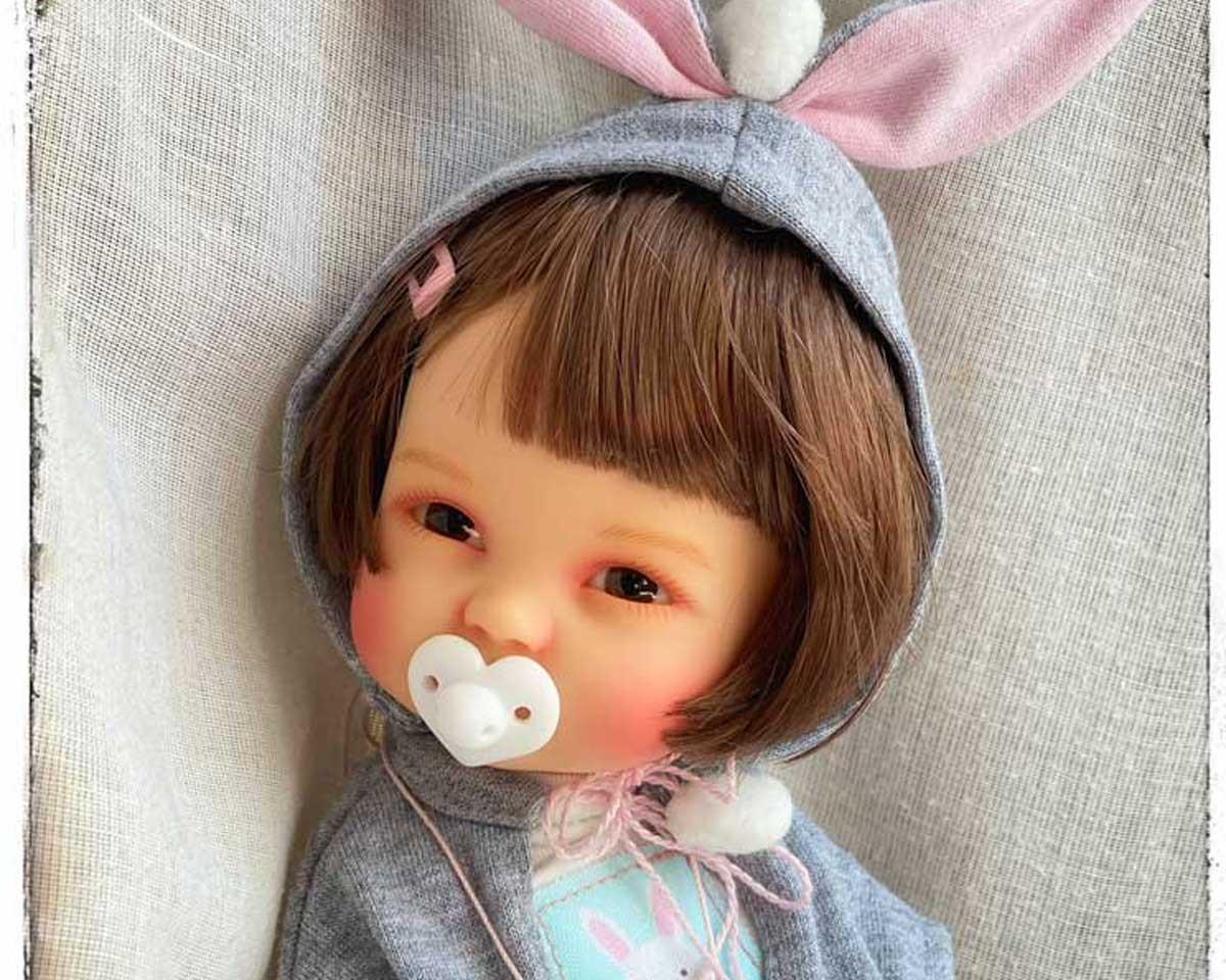 Clover-La nouvelle poupée en résine BJD de Lorella Falconi 2020