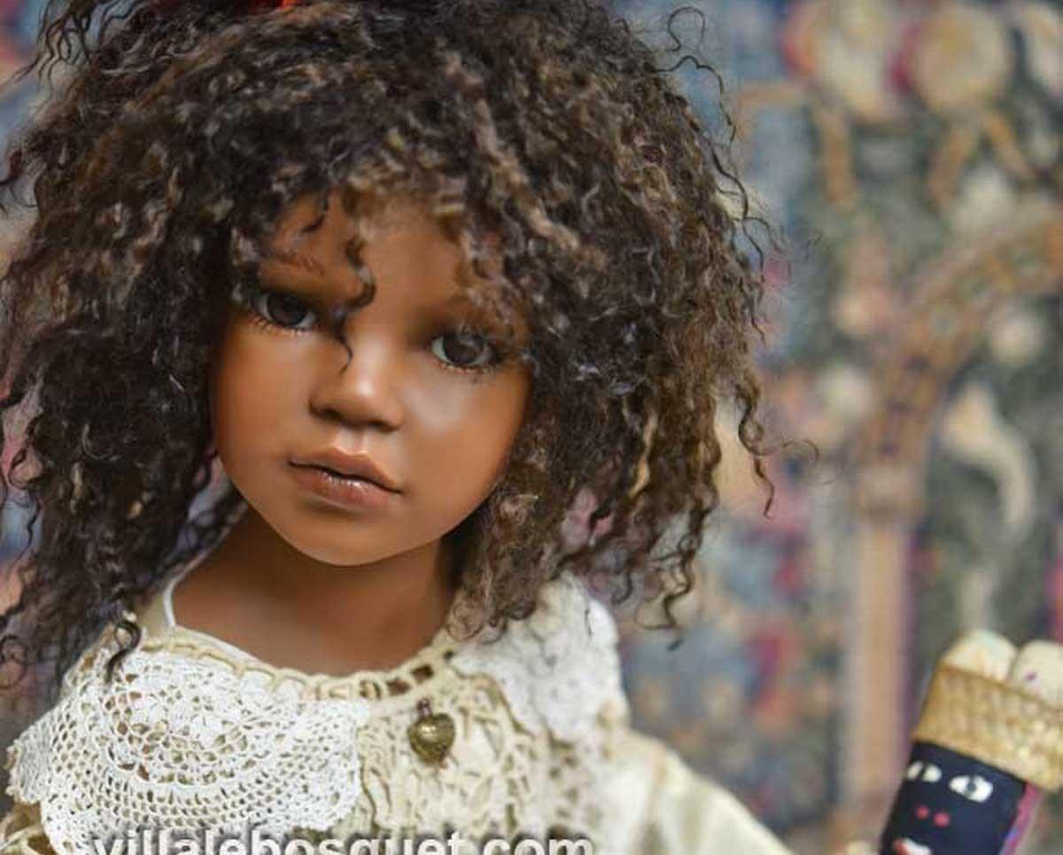 Les superbes poupées de Zawieruszynski sont sur notre site!