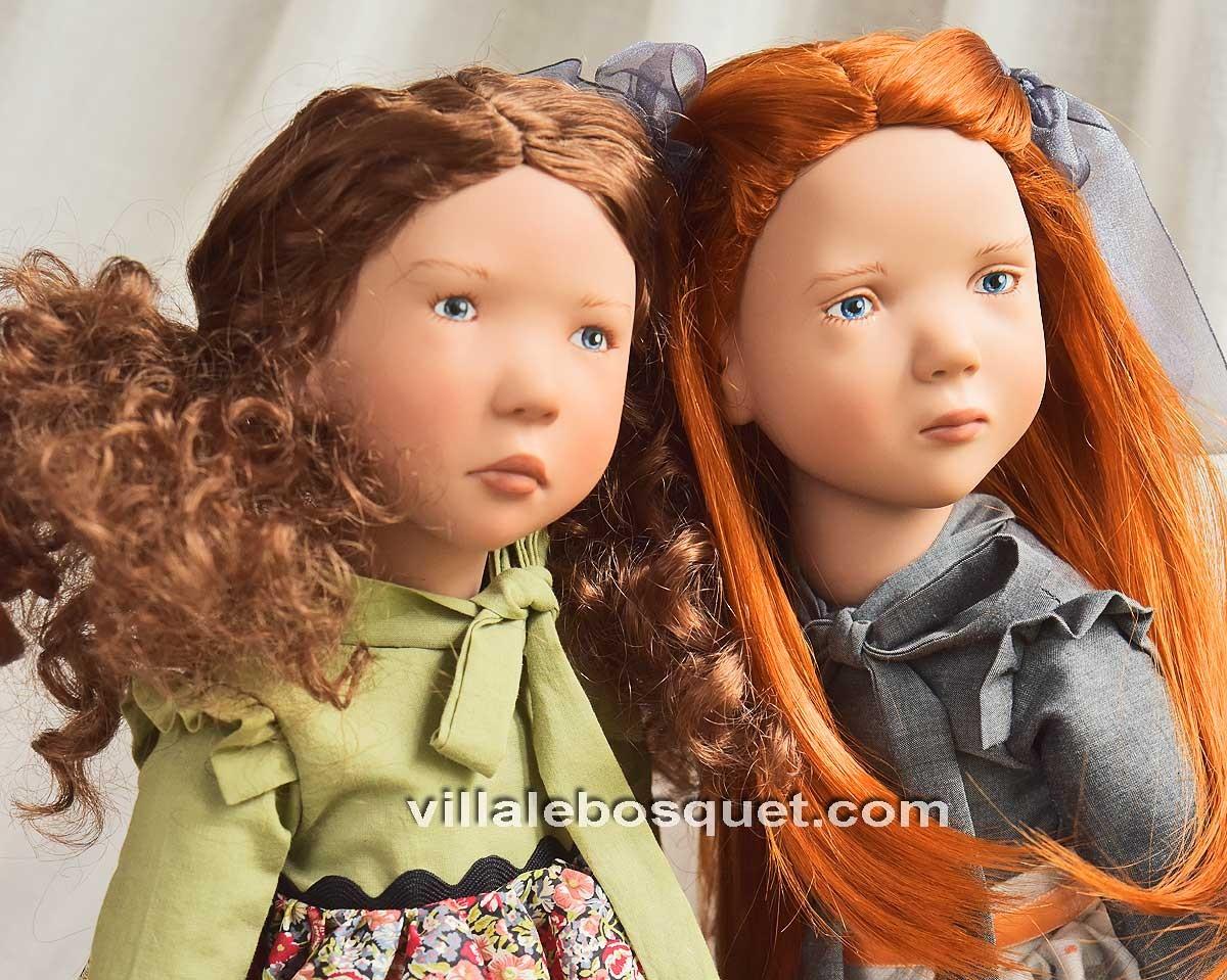 La nouvelle collection des poupées Zwergnase 2019 est sur notre site!
