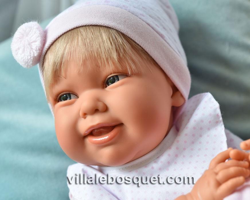 Les bébés réalistes à jouer au prix doux: les poupéon Antonio Juan!