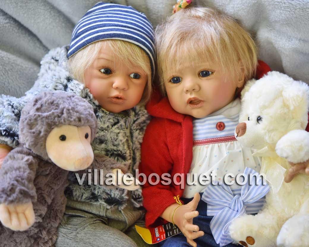 Schildkröt, poupée de collection Gary Legler et Pina Wegerich pour Schildkröt!