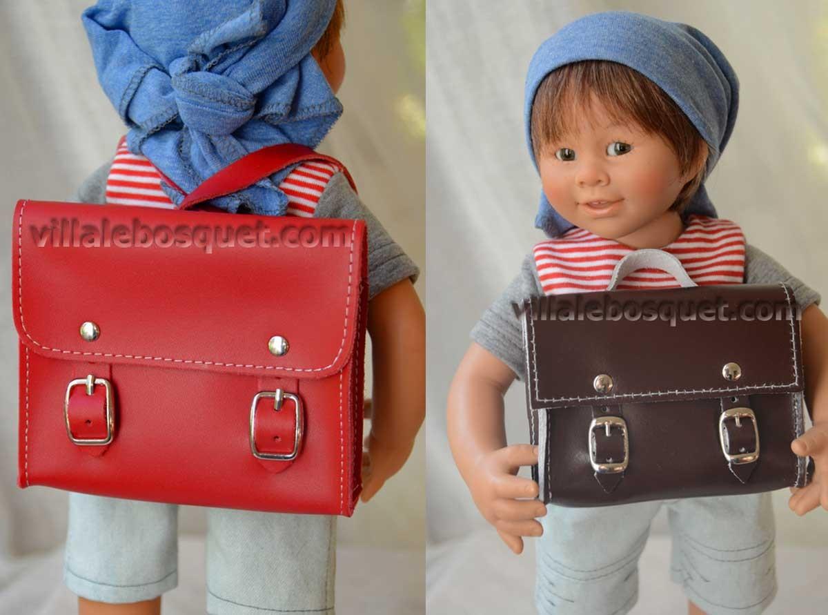 Des beaux accessoires pour toutes nos poupées qu'on aime!