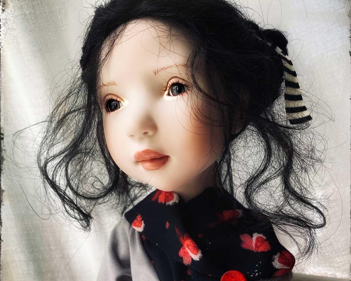 Les magnifiques poupées d'artiste de Zwergnase 2021 sont sur le site de la Villa !